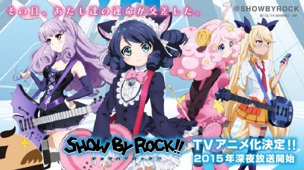 しらべぇ_サンリオ_SHOW BY ROCK