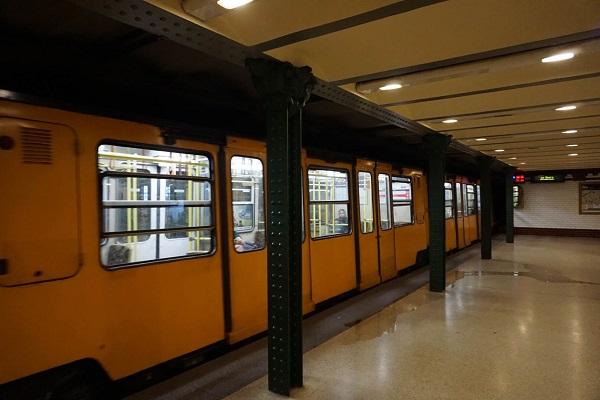ブダペスト地下鉄の画像 p1_20