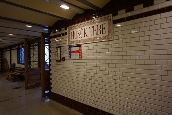 ブダペスト地下鉄の画像 p1_22