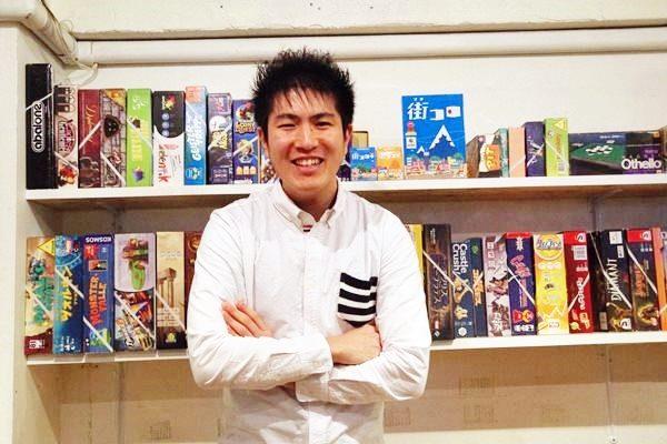 ボードゲームソムリエ・Naoki氏