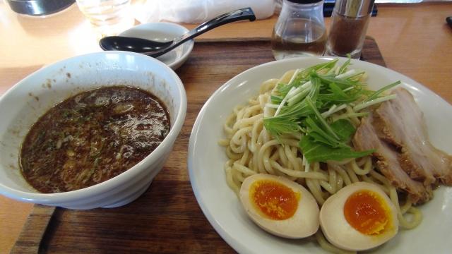 しらべぇ0320つけ麺