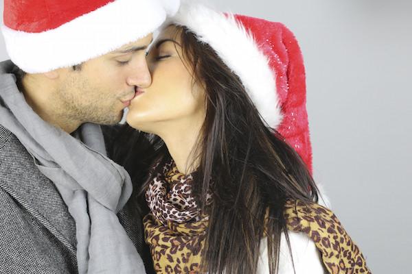 クリスマスのキス