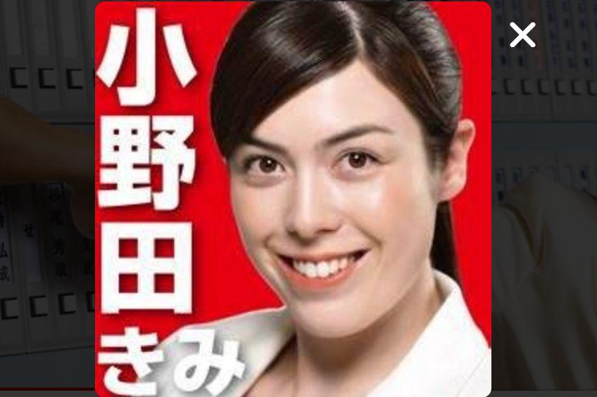 小野田紀美