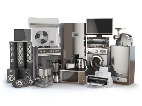 - Home appliances that we thought ...