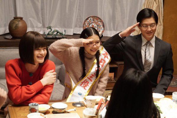 瀬戸康史,芳根京子,工藤阿須加