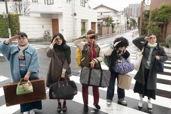 富山えり子,木南晴夏,内田理央,松井玲奈,芳根京子