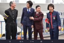 岡村隆史,堀内健,田中裕二