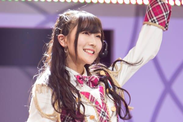 NMB48を卒業する矢倉楓子 ライバ...