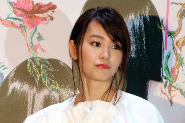 桐谷美玲、三浦翔平の結婚報道を...