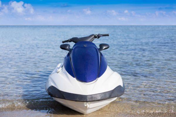水上バイク