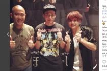 三代目 J Soul Brothers、山下健二郎、コロコロチキチキペッパーズ、ナダル