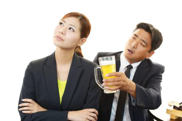 お酒を飲むことに一切の意義・必要性を感じないキャッチ
