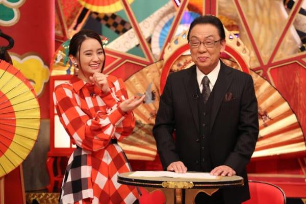 岡田結実、梅沢富美男