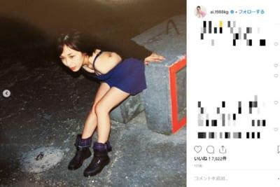 加護亜依(30)、11年前の写真を公開 「攻め攻めというか…」「今だから言えるけど…」