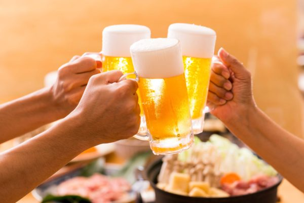 会社の飲み会禁止