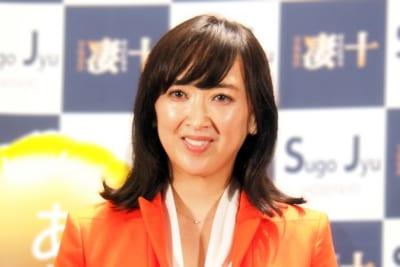 元タカラジェンヌ・紫吹淳&金子昇、後輩気づかう 「最近元気ない剛力ちゃんにも栄養ドリンクを」